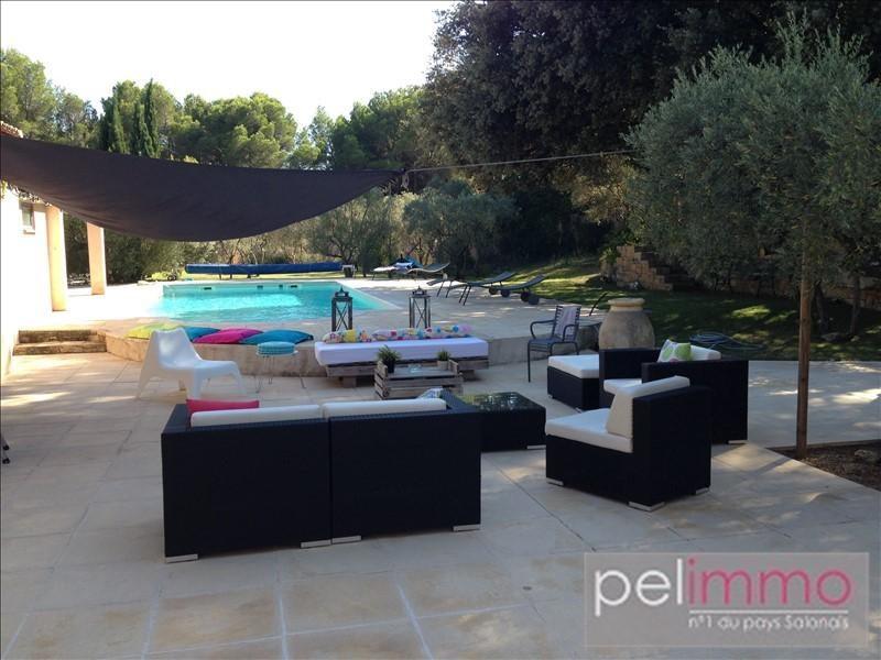 Vente de prestige maison / villa Pelissanne 699000€ - Photo 2