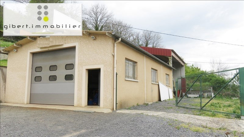 Vente local commercial Brives charensac 170 000€ - Photo 1
