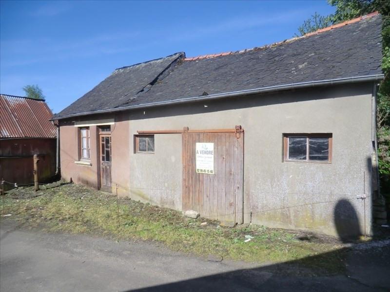 Vente maison / villa La chapelle st aubert 9000€ - Photo 1