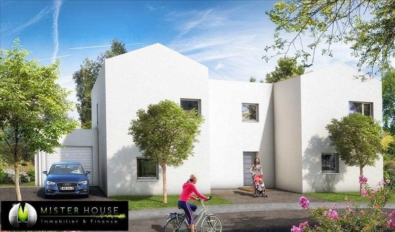 New home sale program Aussonne  - Picture 1