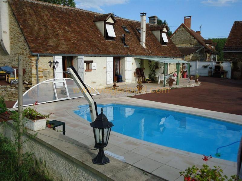 Viager maison / villa Saint-christophe-en-bazelle 40000€ - Photo 9