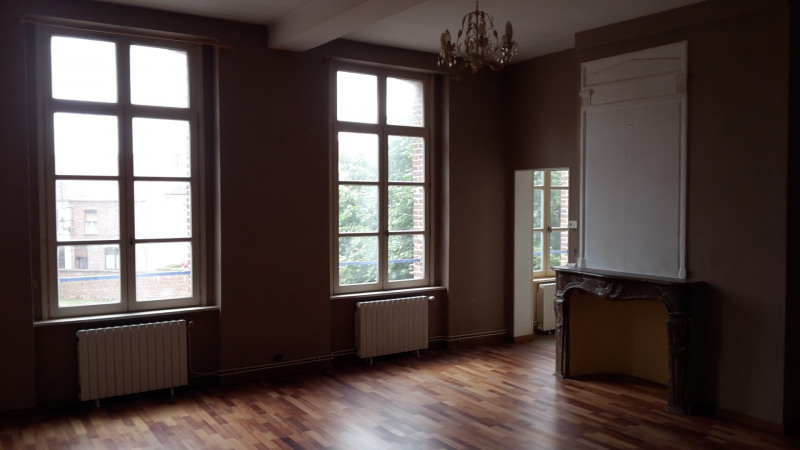Rental apartment Aire sur la lys 430€ CC - Picture 2