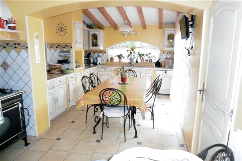 Vente maison / villa Saint bres 420000€ - Photo 3