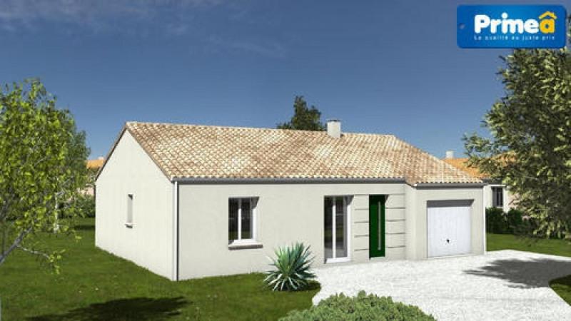 Maison  4 pièces + Terrain 254 m² Bretignolles-sur-Mer par LOGIS DE VENDEE