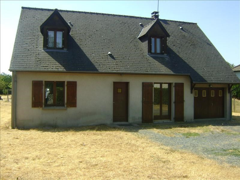 Vente maison / villa St nicolas des motets 135200€ - Photo 4