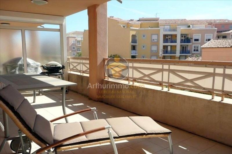 Sale apartment Sainte maxime 370000€ - Picture 1