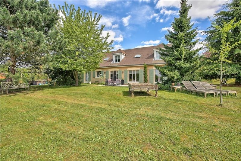 Vente de prestige maison / villa Chambourcy 1295000€ - Photo 2