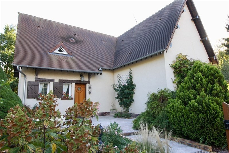 Sale house / villa Conches en ouche 345000€ - Picture 2