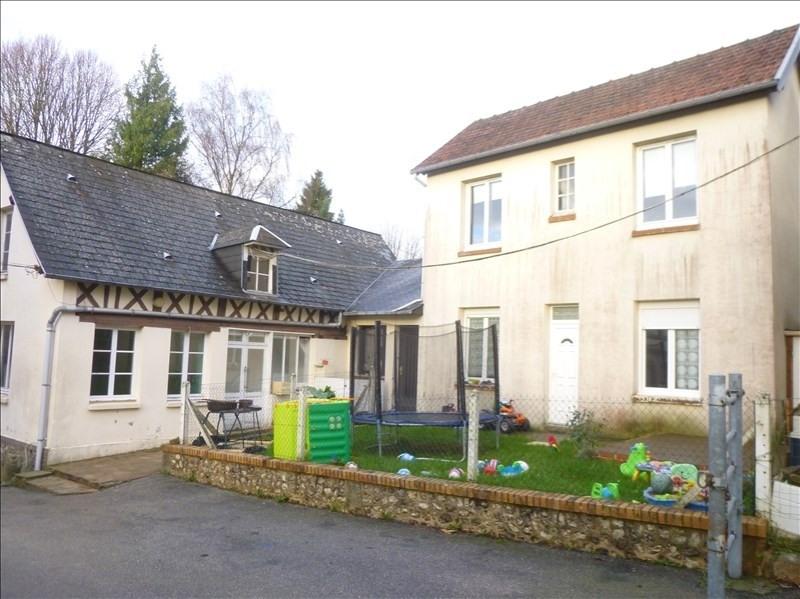 Vendita casa Doudeville 139000€ - Fotografia 1