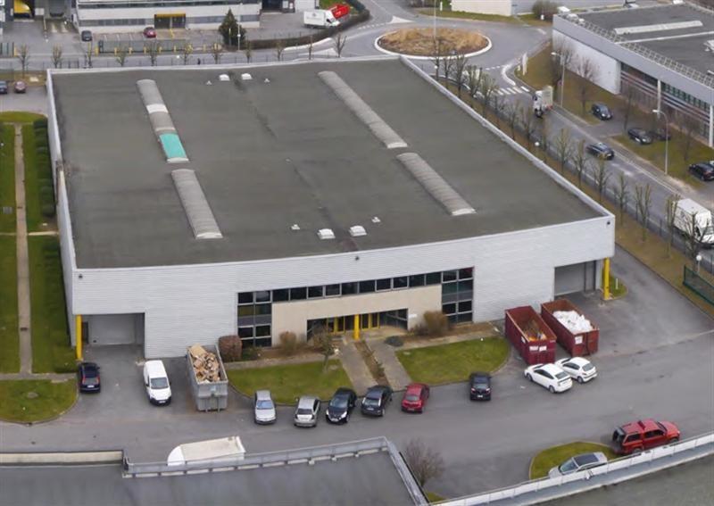 Location Local d'activités / Entrepôt Le Mesnil-Amelot 0