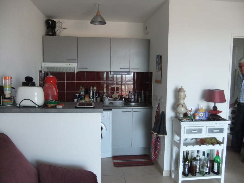 Rental apartment Sete 600€ CC - Picture 5