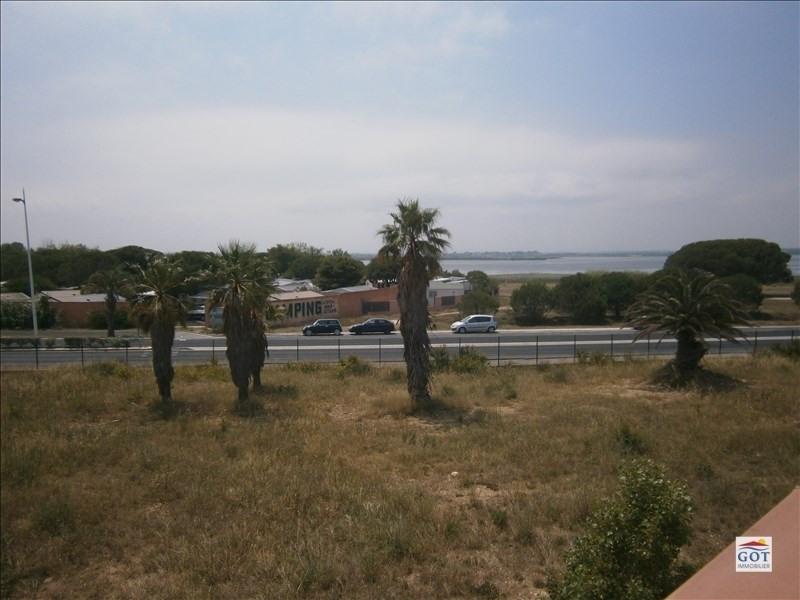 Locação apartamento Canet en roussillon 410€ CC - Fotografia 7