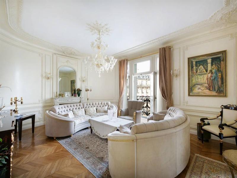 Immobile residenziali di prestigio appartamento Paris 8ème 3650000€ - Fotografia 2