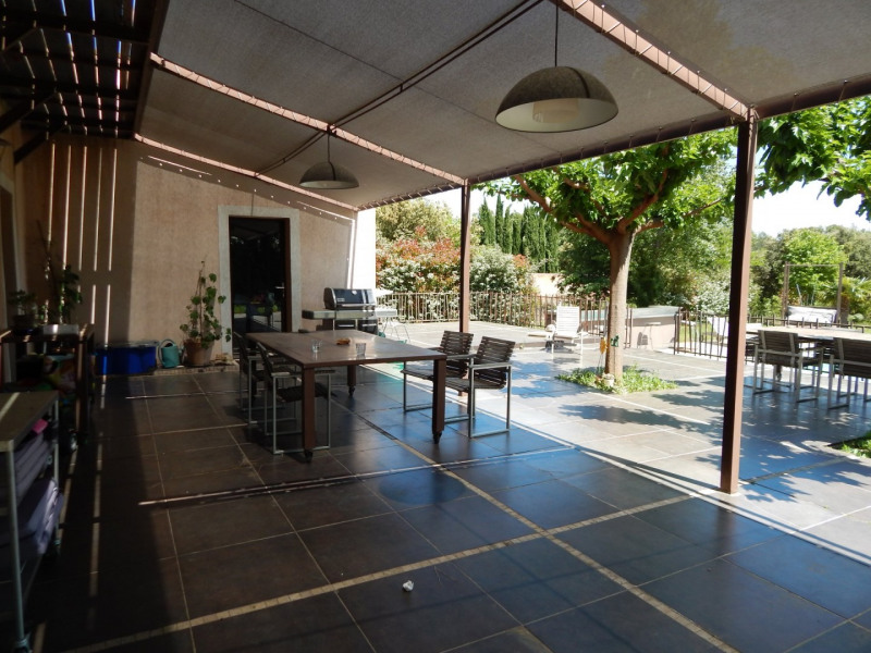 Sale house / villa Sillans-la-cascade 499000€ - Picture 4