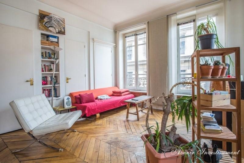 Vente appartement Lyon 2ème 499000€ - Photo 2