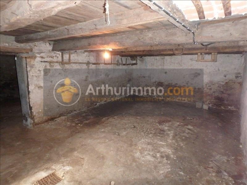 Sale house / villa St martin du mont 142000€ - Picture 10