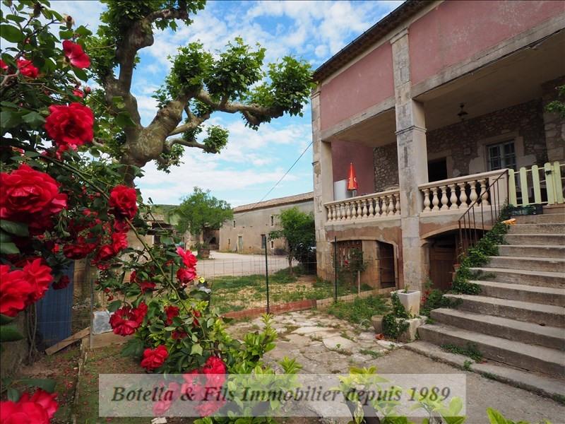 Vente maison / villa Goudargues 318000€ - Photo 10