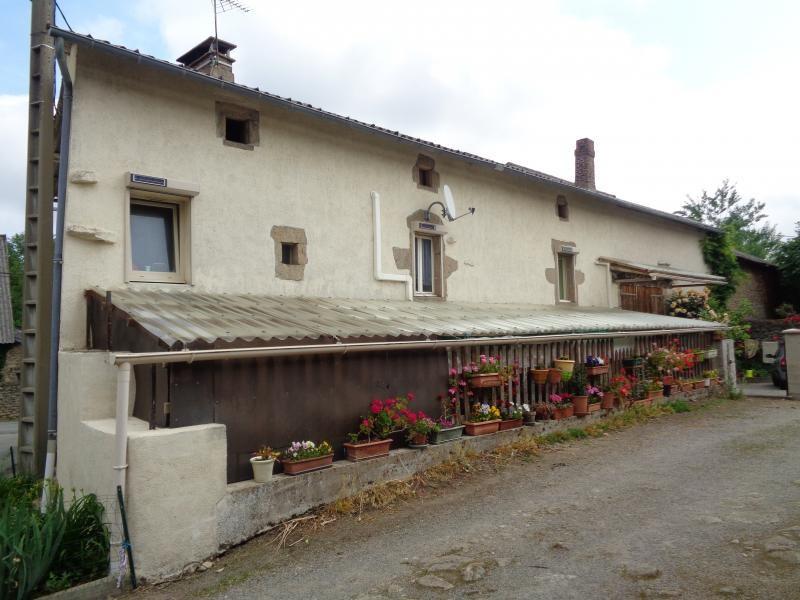 Vente maison / villa Bessines sur gartempe 129000€ - Photo 2
