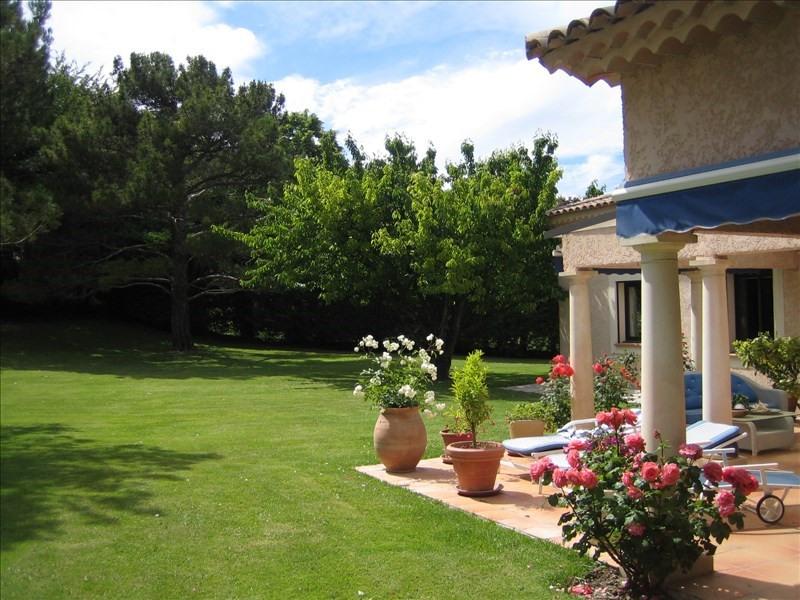 Vente de prestige maison / villa Eguilles 1290000€ - Photo 4