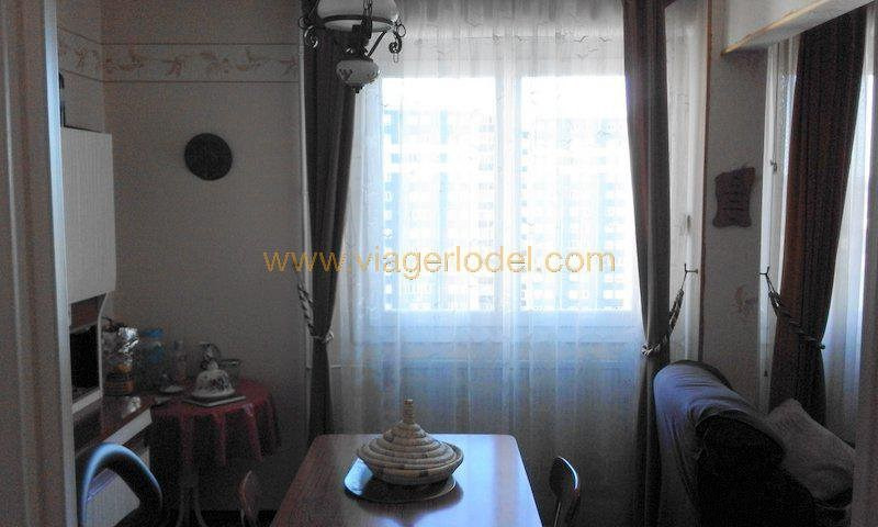 Life annuity apartment Clermont-ferrand 42 000€ - Picture 1