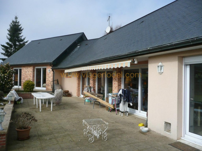 Life annuity house / villa Pont-audemer 50 000€ - Picture 8