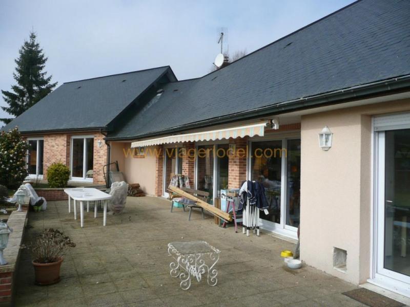 Vendita nell' vitalizio di vita casa Pont-audemer 50000€ - Fotografia 8