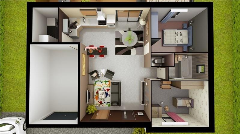 New home sale program Chateau d olonne  - Picture 3