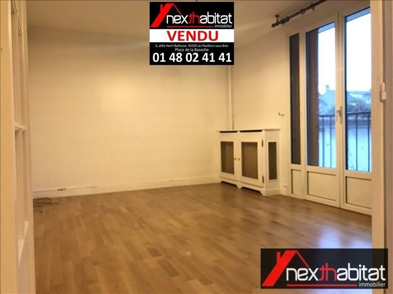Vente appartement Les pavillons sous bois 140000€ - Photo 2