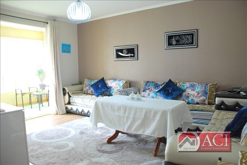Sale apartment Deuil la barre 200000€ - Picture 1