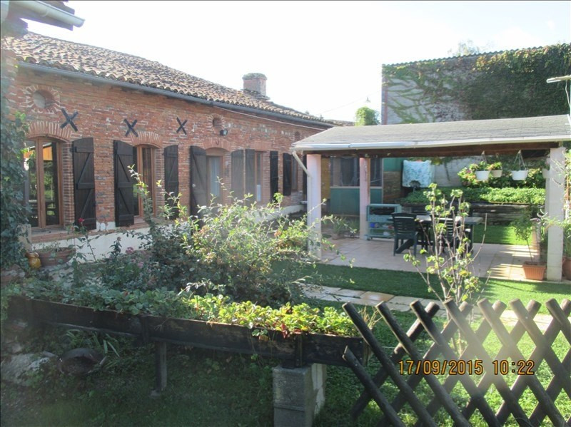 Sale house / villa Lafitte 185500€ - Picture 1