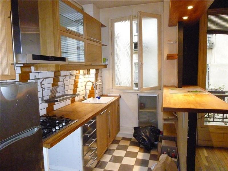 Sale apartment Paris 4ème 550000€ - Picture 5