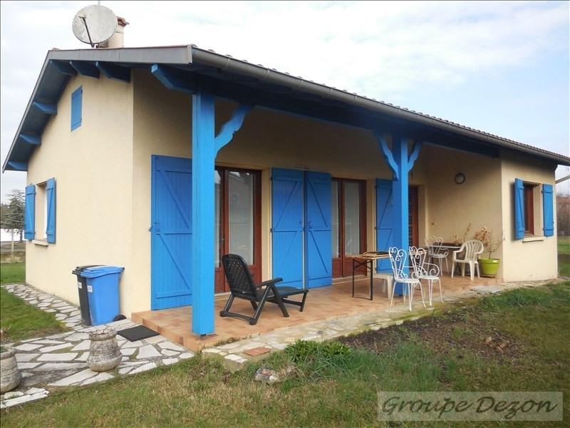 Vente maison / villa Castelginest 257000€ - Photo 1