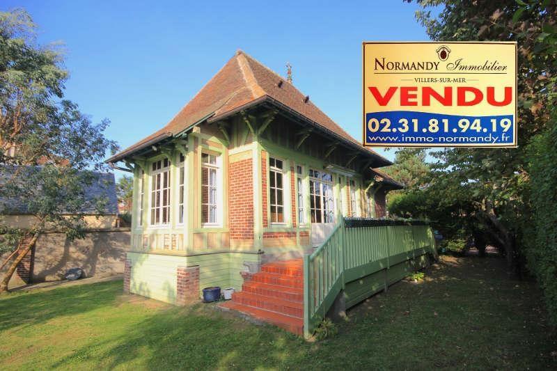 Deluxe sale house / villa Villers sur mer 368000€ - Picture 1