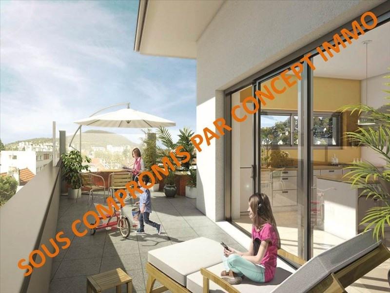 Immobile residenziali di prestigio appartamento Aix les bains 328160€ - Fotografia 1