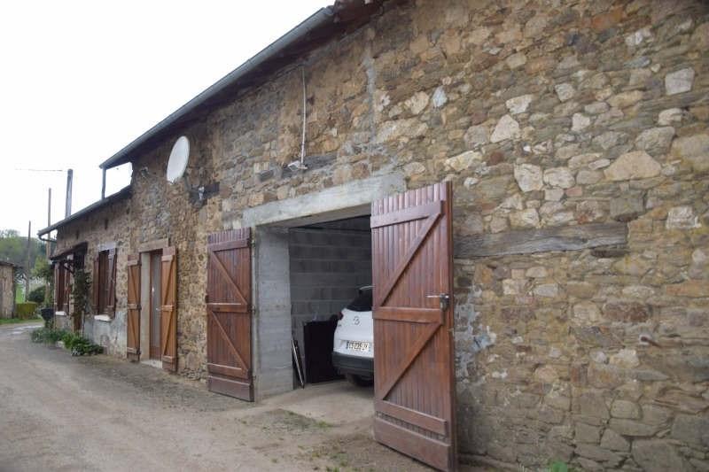 Sale house / villa Roziers st georges 85000€ - Picture 2