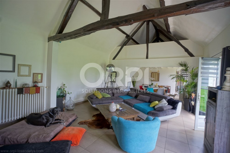 Sale house / villa Les andelys 283 500€ - Picture 3