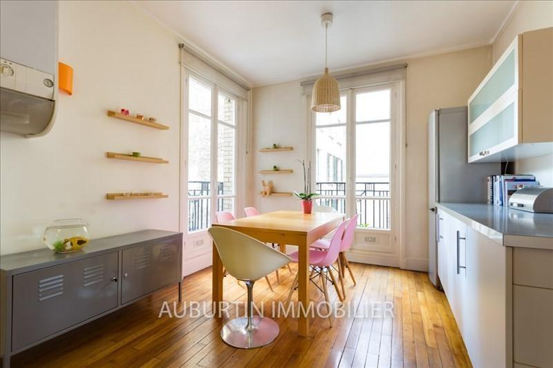 Vente appartement Paris 18ème 435000€ - Photo 2