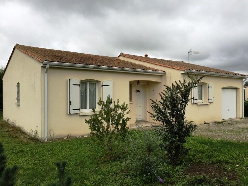 Sale house / villa Mesnac 139100€ - Picture 1