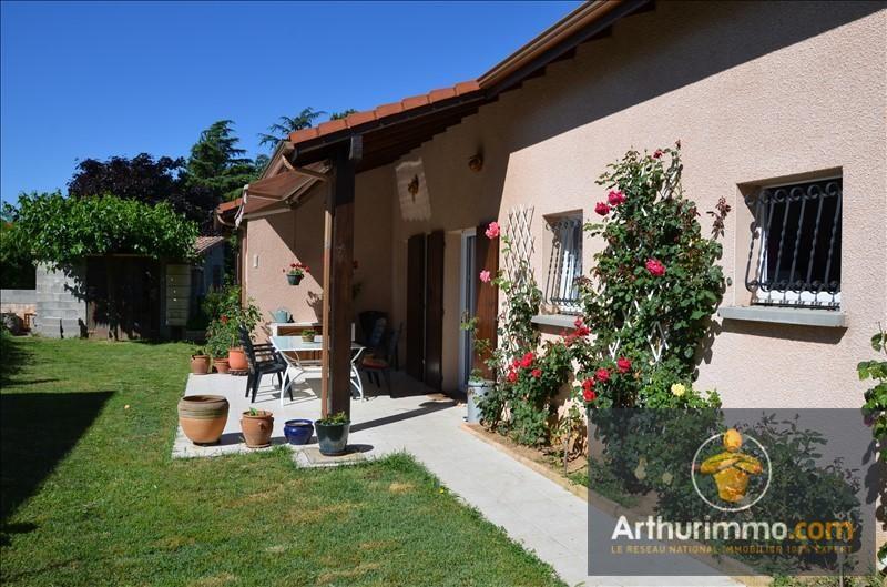 Vente maison / villa Andancette 197000€ - Photo 3