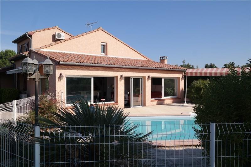 Sale house / villa Daux 377000€ - Picture 2