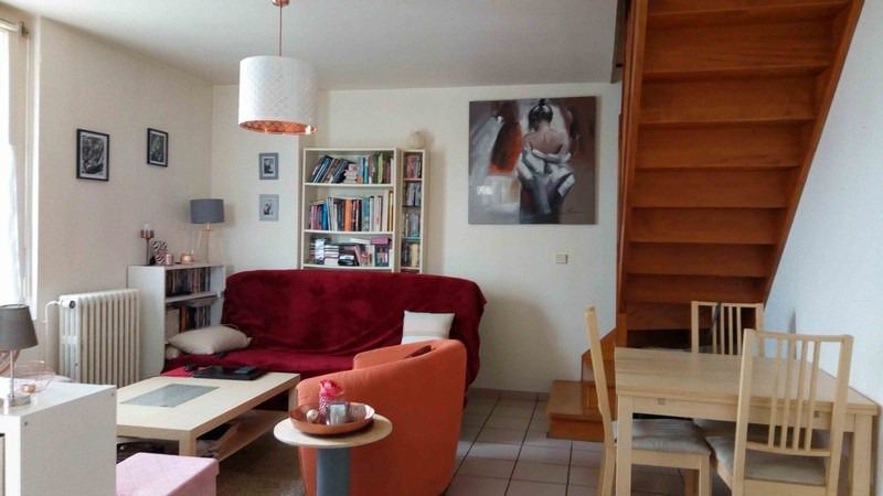 Rental apartment St quentin fallavier 525€ CC - Picture 1