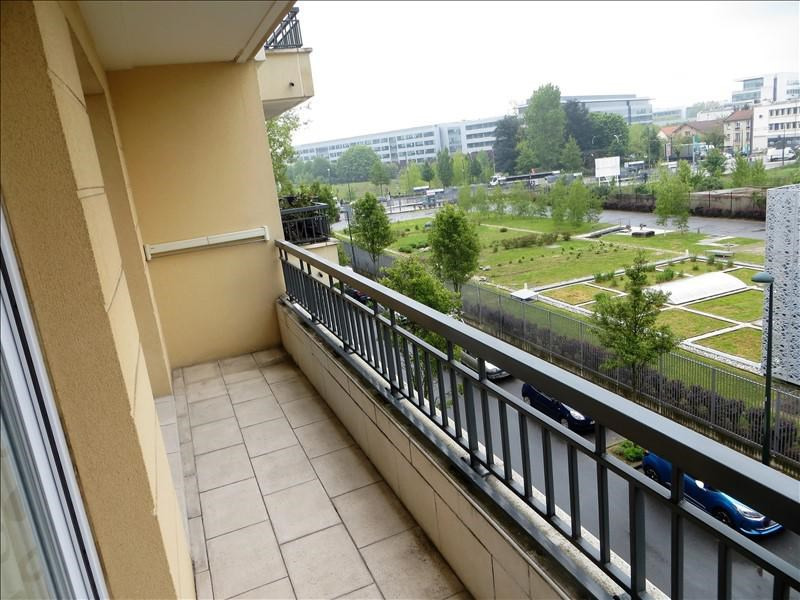Rental apartment Clamart 901€ CC - Picture 2