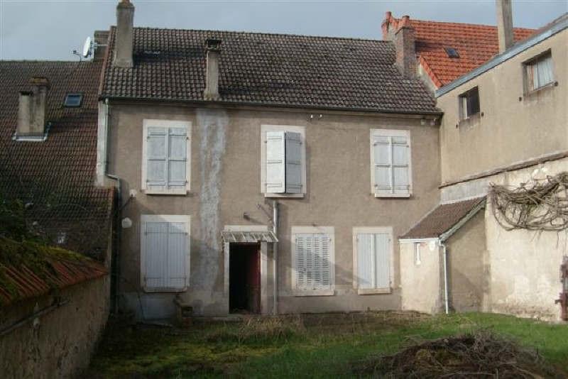 Sale house / villa Neuvy sur loire 82000€ - Picture 1