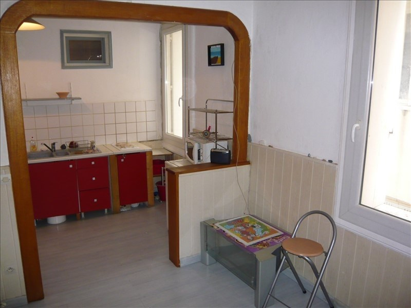 Sale apartment Sete 57000€ - Picture 2
