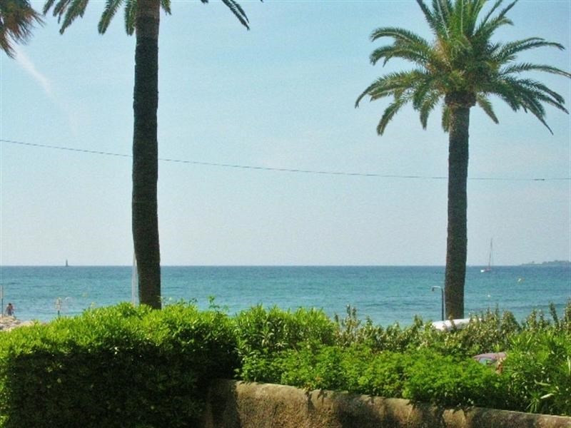 Location vacances appartement Golfe juan 490€ - Photo 1