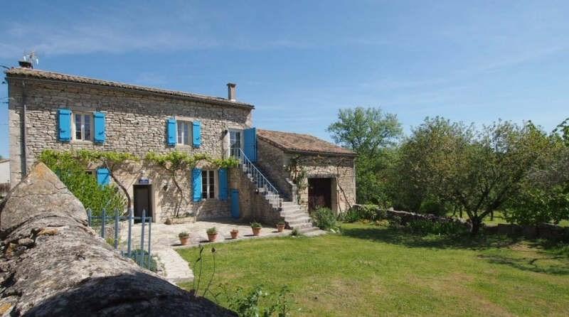 Venta de prestigio  casa Barjac 446000€ - Fotografía 4