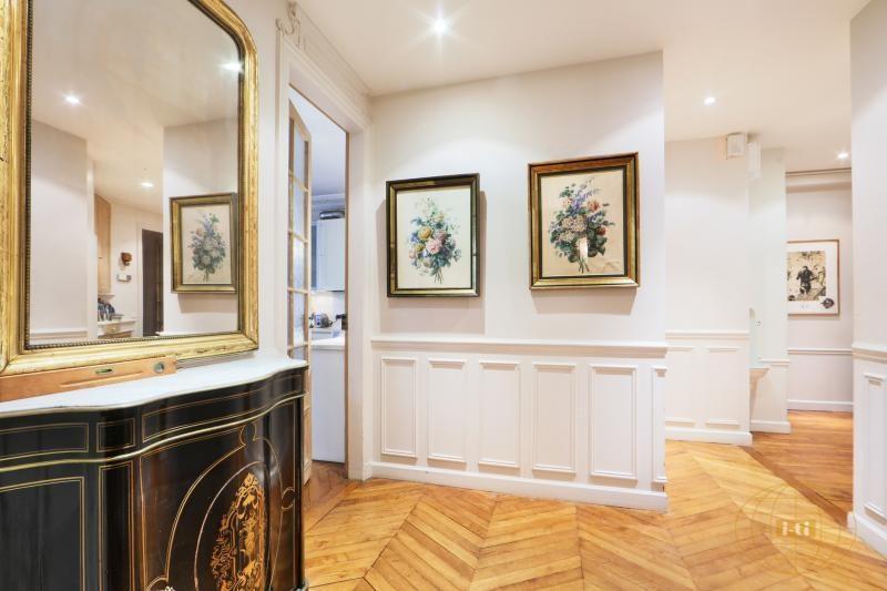 Vente de prestige appartement Paris 17ème 1550000€ - Photo 9