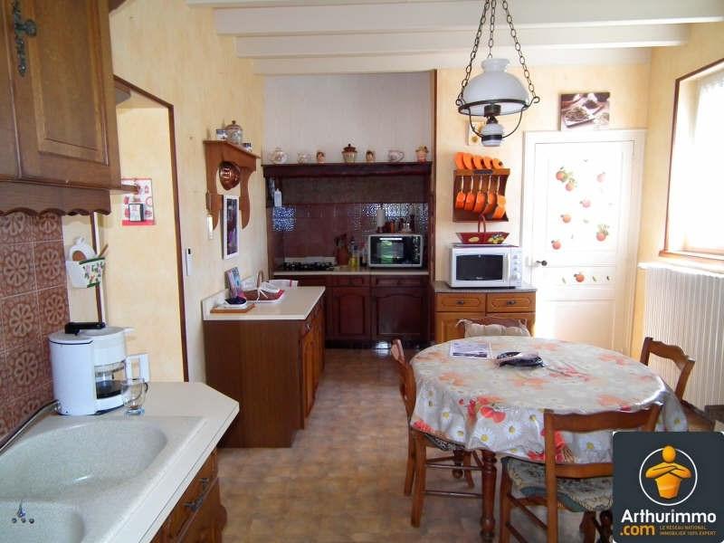 Vente maison / villa Matha 122475€ - Photo 2