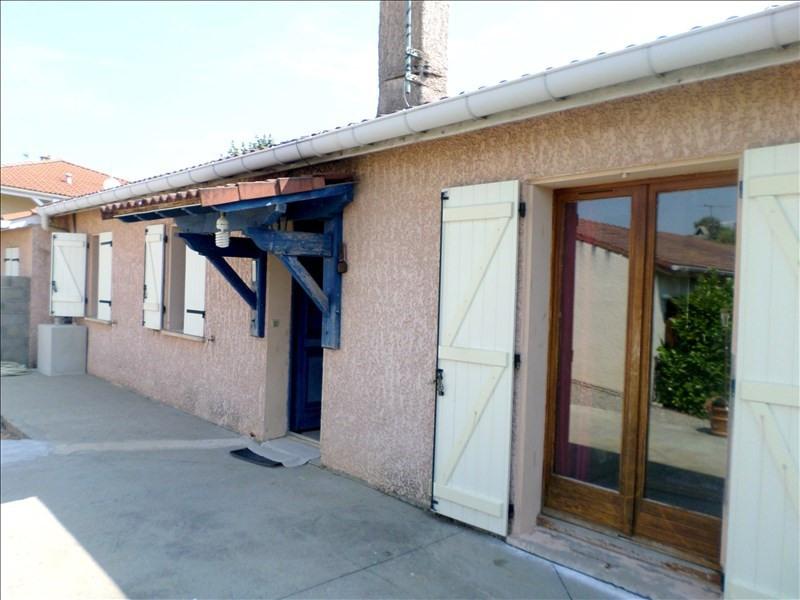 Vente maison / villa Castelnau d estretefonds 192000€ - Photo 1