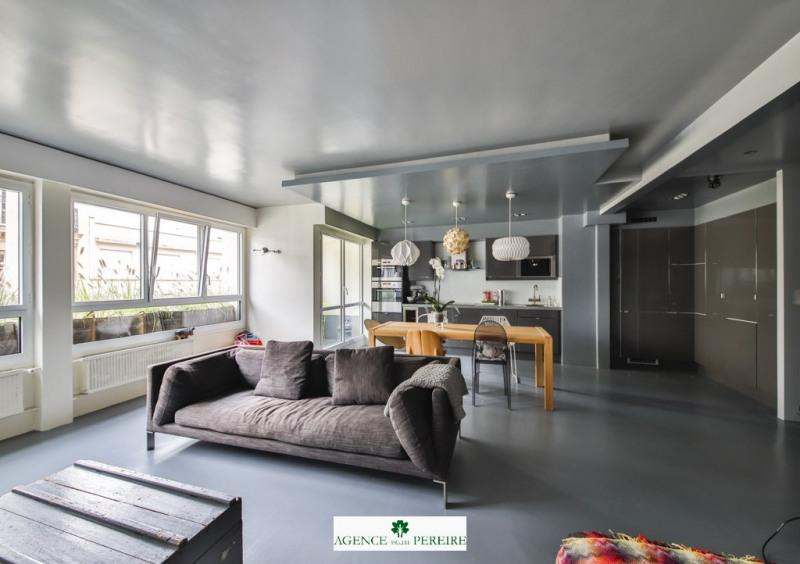 Sale apartment Paris 17ème 995000€ - Picture 3